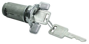 Ignition Lock Set Square Keys