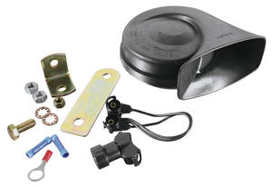 1973-1973 GTO Horn Kit, Factory Replacement Low Note