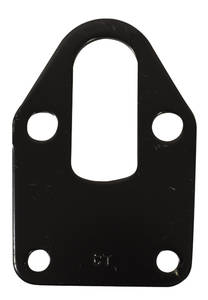 1964-77 Chevelle Fuel Pump Mounting Plate, Small-Block Plate Only