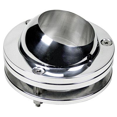 "Photo of Column Mount, Lower Aluminum 2"" diameter"