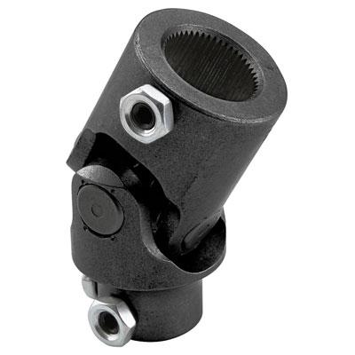"Photo of Tilt Steering Column Accessories Steering Column To Shaft U-Joint 1"" 48 - 3/4"" DD, black"