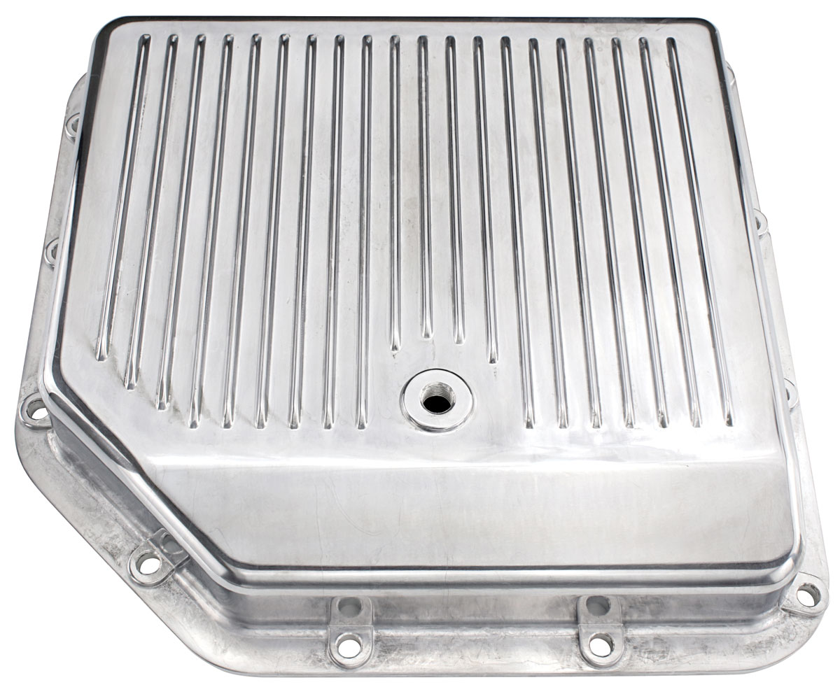 Photo of Transmission Pan, Finned Aluminum TH350
