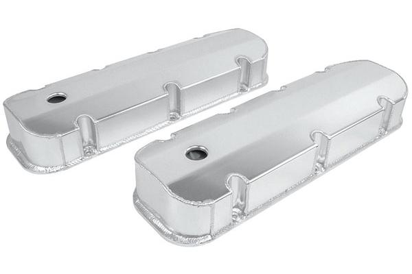 Photo of Valve Covers, Fabricated Aluminum Big Block