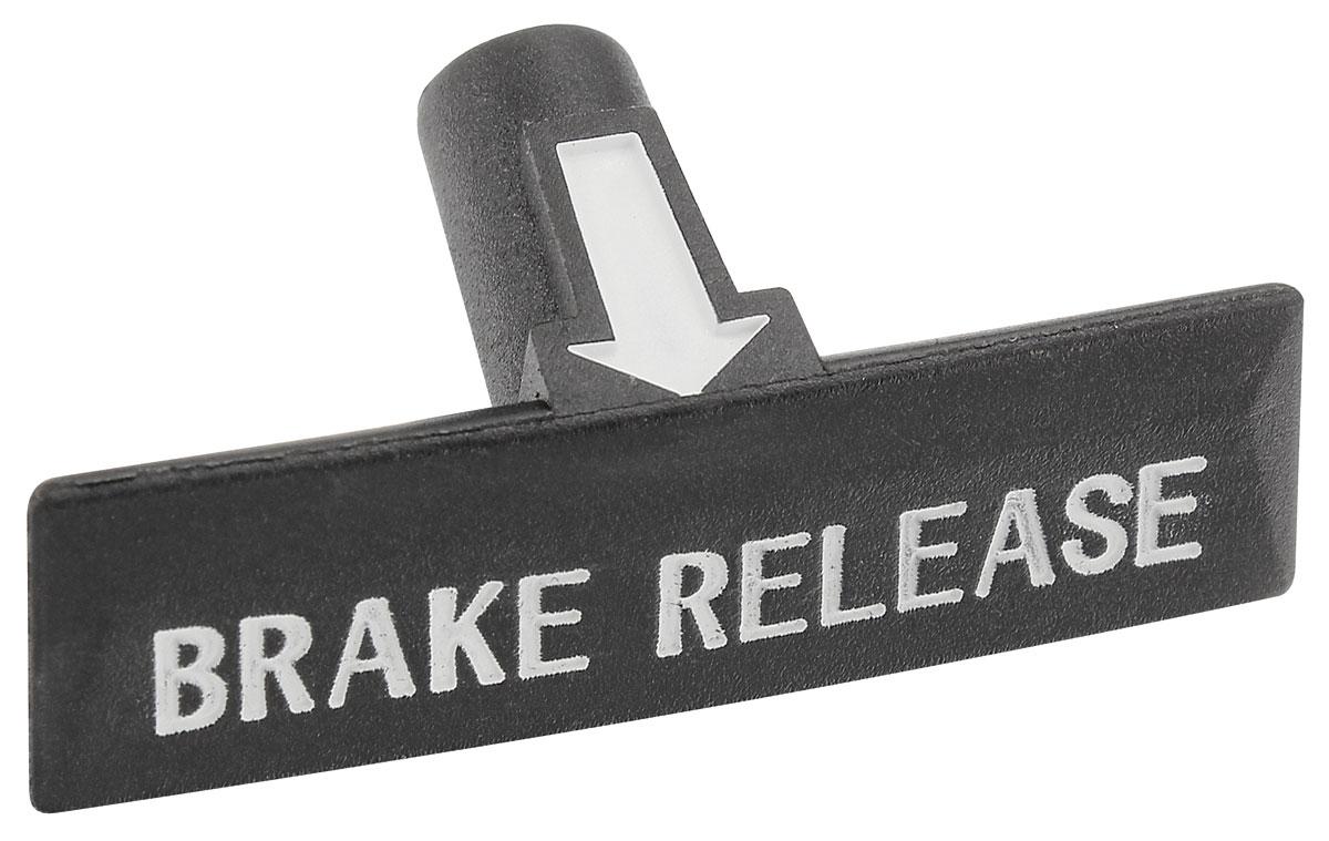 Photo of Tempest Parking Brake Release Handle black