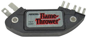 1961-73 LeMans Distributor Accessory, Flame-Thrower HEI Module GM 7-Pin