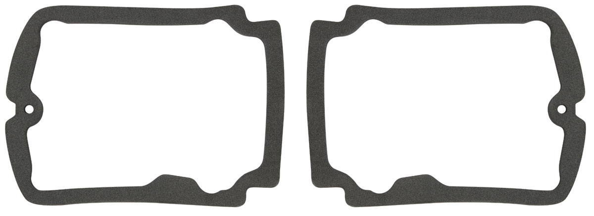 RESTOPARTS Lamp Seal Tail Lamp Lens Chevelle Fits 1965