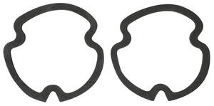 Tail & Back-Up Lamp Lens Gaskets, 1971-72 Chevelle