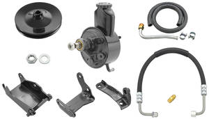 1969 El Camino Power Steering Conversion Kit Big-Block w/o AC