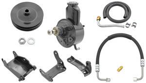 1969 El Camino Power Steering Conversion Kit Big-Block w/AC
