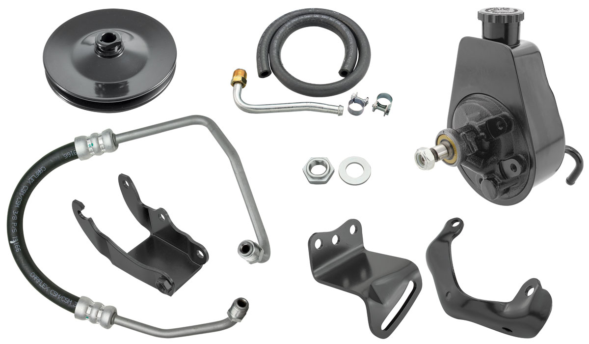 Photo of Power Steering Conversion Kit Small-Block (without Air Conditioning)