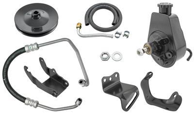 1970-71 El Camino Power Steering Conversion Kit Small-Block w/o AC