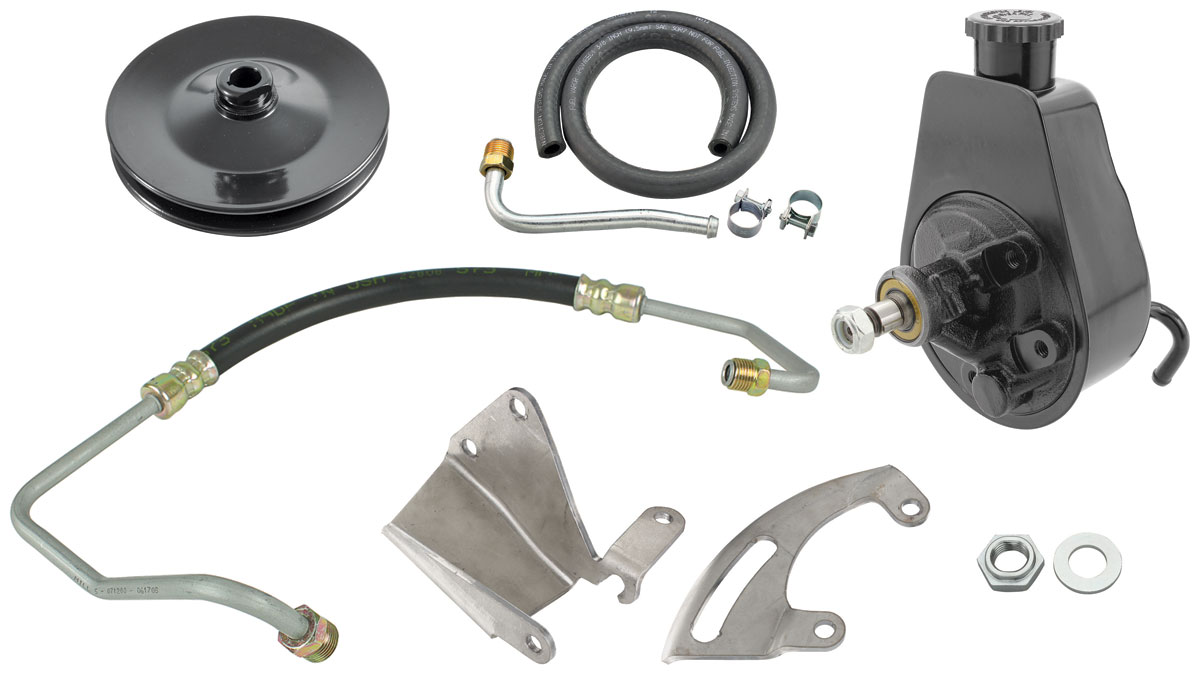 Photo of Power Steering Conversion Kit Big-Block (without Air Conditioning)