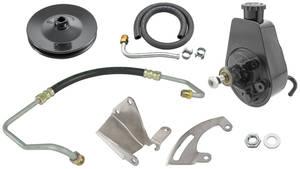 1972 El Camino Power Steering Conversion Kit Big-Block w/o AC