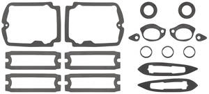 1965-1965 Chevelle Paint Seal Kit, Full Body Chevelle, by RESTOPARTS