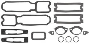 1966-1966 Chevelle Paint Seal Kit, Full Body Chevelle, by RESTOPARTS