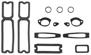 1966-1966 El Camino Paint Seal Kit, Full Body El Camino, by RESTOPARTS