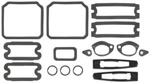 1967 Paint Seal Kit, Full Body El Camino