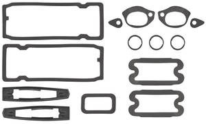 1968-1968 Chevelle Paint Seal Kit, Full Body Chevelle, by RESTOPARTS