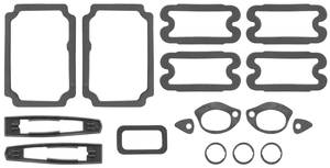 1968-1968 El Camino Paint Seal Kit, Full Body El Camino, by RESTOPARTS