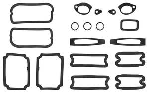 1969-1969 El Camino Paint Seal Kit, Full Body El Camino, by RESTOPARTS