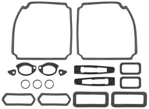 1969 Paint Seal Kit, Full Body Chevelle Malibu