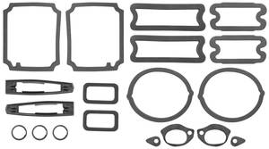 1970-1970 El Camino Paint Seal Kit, Full Body El Camino, by RESTOPARTS