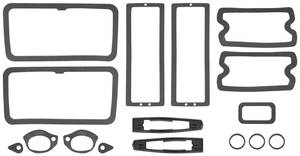 1970-1970 Chevelle Paint Seal Kit, Full Body Chevelle, by RESTOPARTS