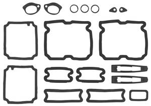 1971-72 Paint Seal Kit, Full Body El Camino, by RESTOPARTS