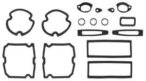 1971-1972 Chevelle Paint Seal Kit, Full Body Chevelle, by RESTOPARTS
