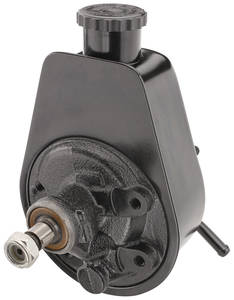 1973-1974 El Camino Reproduction Power Steering Pump and Reservoir 6-Cyl.
