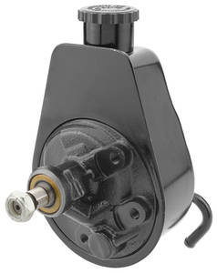 1975-1977 El Camino Reproduction Power Steering Pump and Reservoir 8-Cyl.