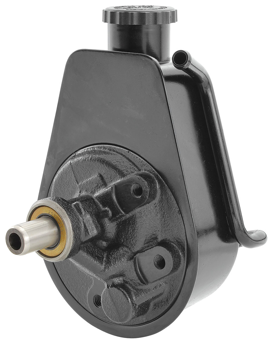 Photo of Reproduction Power Steering Pump and Reservoir Monte Carlo 3.8L, w/AIR Pump, engine code A or 3