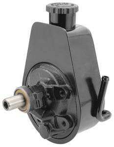 1978-79 Reproduction Power Steering Pump and Reservoir Malibu/El Camino 3.8L w/AC