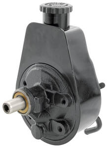 1978-1979 Reproduction Power Steering Pump and Reservoir Malibu/El Camino 3.3L