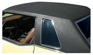 1965-66 Vinyl Top Double Seam Bonneville/Catalina 2-dr. Hardtop