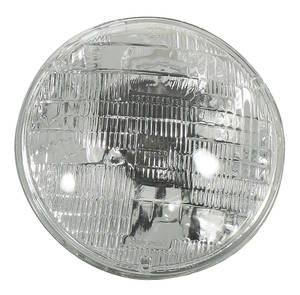 "1970-75 Monte Carlo Headlight, Factory Replacement 7"" Diameter, High/Low"