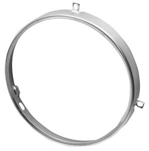 1964-70 Chevelle Headlight Retaining Ring, by RESTOPARTS