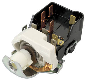1968-72 Skylark Headlight Switch