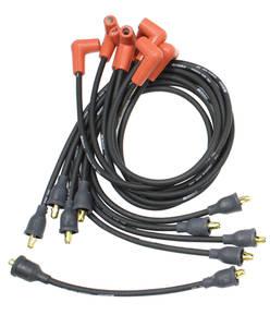 1971-1974 El Camino Spark Plug Wires, Premium GM Straight/90-Degree