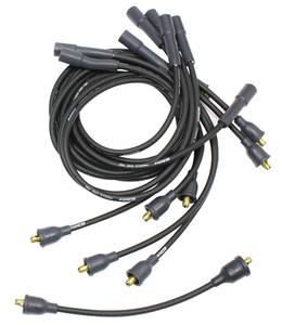 1970-74 Chevelle Spark Plug Wires, Premium GM Straight/Straight