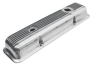 1964-77 Chevelle Valve Covers, 350 Aluminum