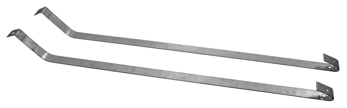 Photo of GTO Fuel Tank Mounting Strap, Steel Stainless Steel