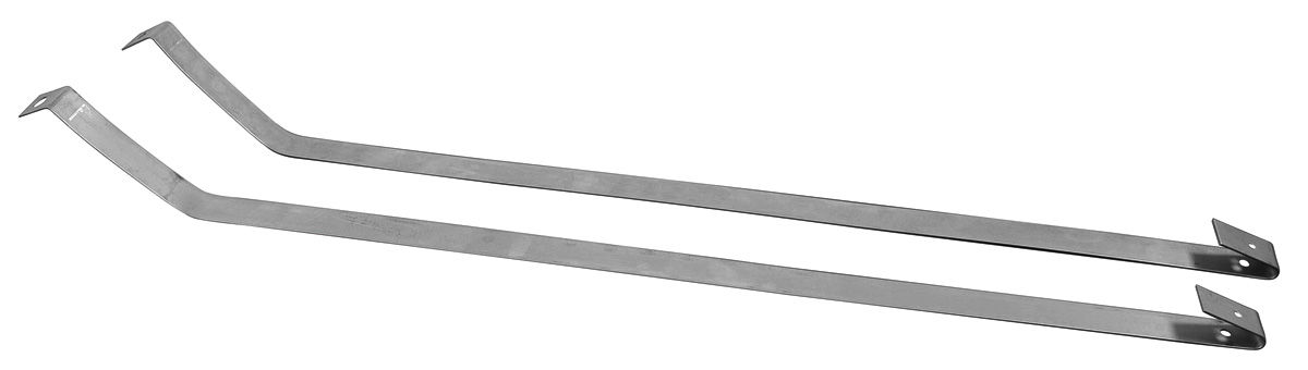 Photo of Fuel Tank Mounting Strap, Steel Galvanized Steel El Camino, 2-/4-dr. HT, coupe, sedan