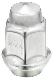 "1968-1972 Chevelle Lug Nut 7/16""-20 Closed end, by GM"