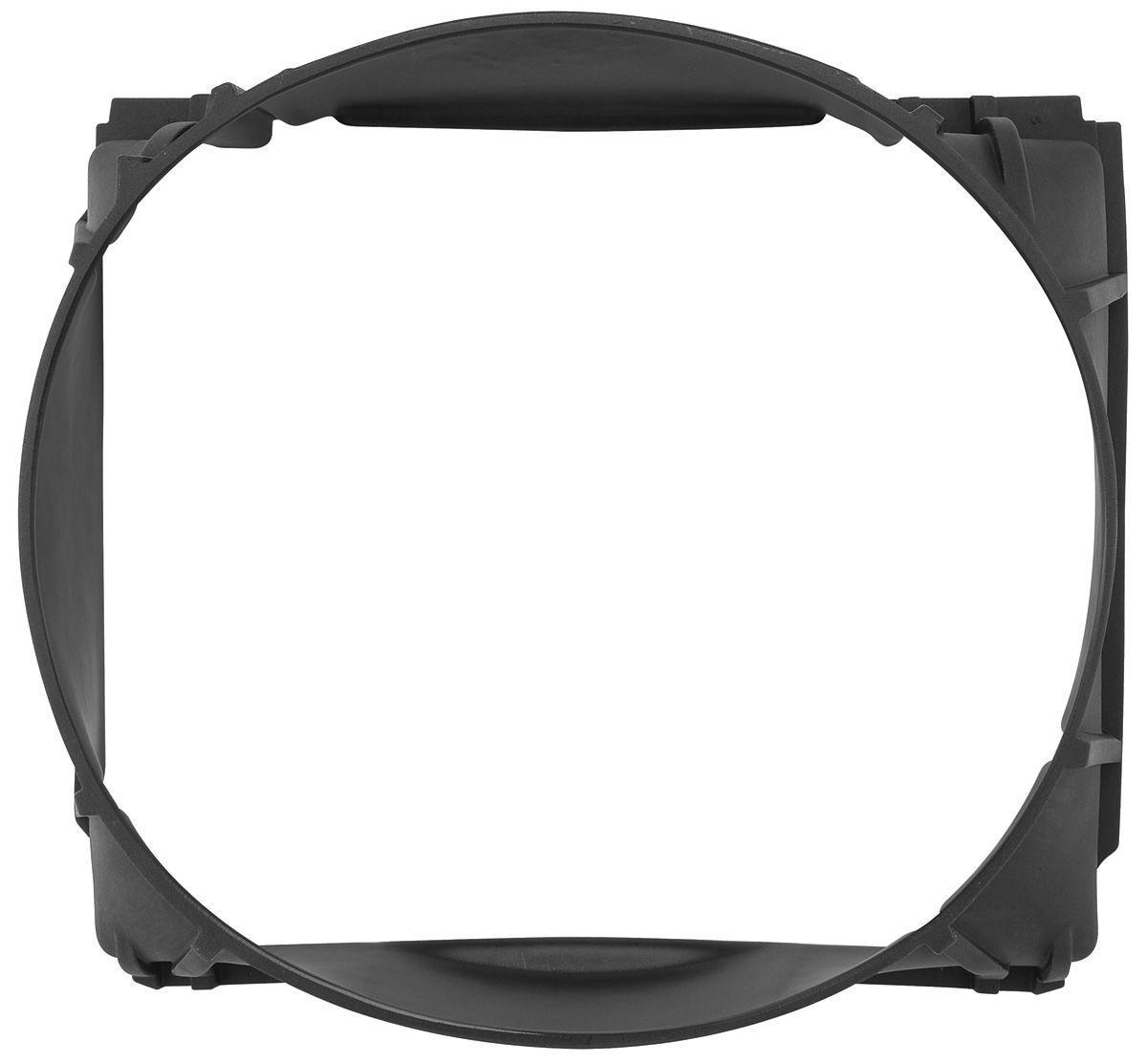 Photo of Fan Shroud, Small-Block small core, plastic-molded