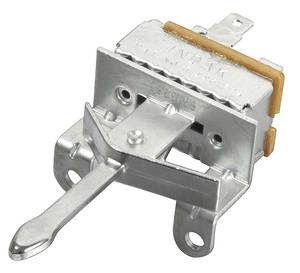 1970-1972 Chevelle Blower Motor Switch w/AC, by GM