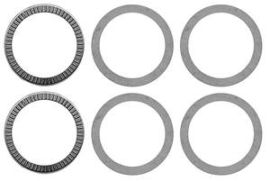 1964-1977 Cutlass Coil-Over Maintenance Set Thrust Bearing Set, by QA1