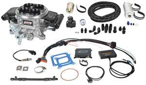 1978-1988 El Camino Quick Fuel Injection Master Kit Polished