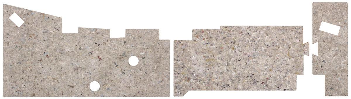 Photo of Underdash Panel Insulation