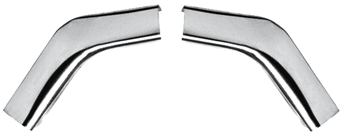 Photo of Roof Drip Molding Escutcheon, 1968-72